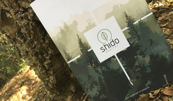 Identidad corporativa para Shido Hàbitat