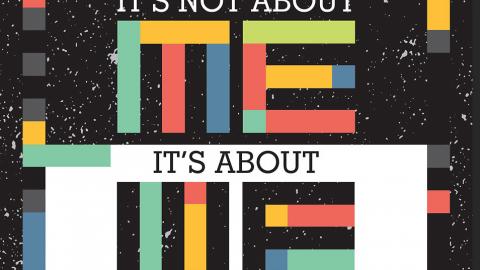 Carteles de Milton Glaser en el metro de NY, por la justicia social