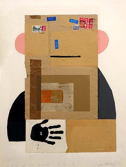 Ivan Chermayeff collage