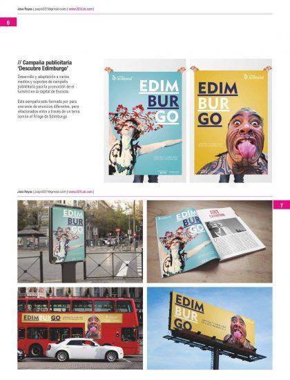 Campaña incluida en el portfolio de nuestro alumno José Luís Reyes.