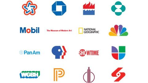 Chermayeff & Greismar, 60 years of logos