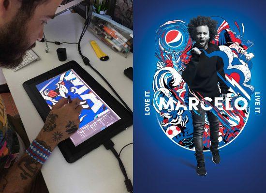 Bicicleta y su trabajo con Marcelo