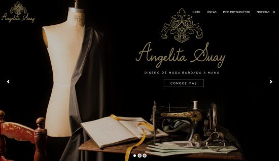 Web de Angelita Suay