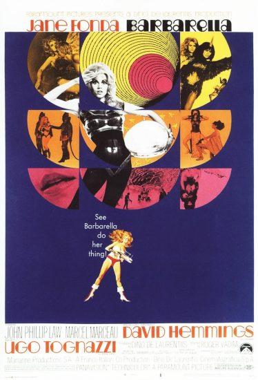 Barbarella 1968, Roger Vadim
