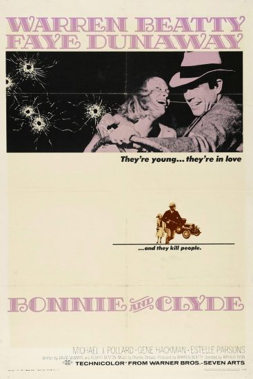 Bonnie y Clyde 1967
