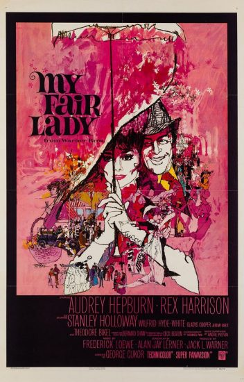 My fair lady, 1964, dirigida por George Cukor.