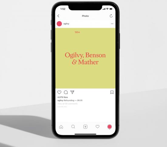 Ogilvy en dispositivo móvil