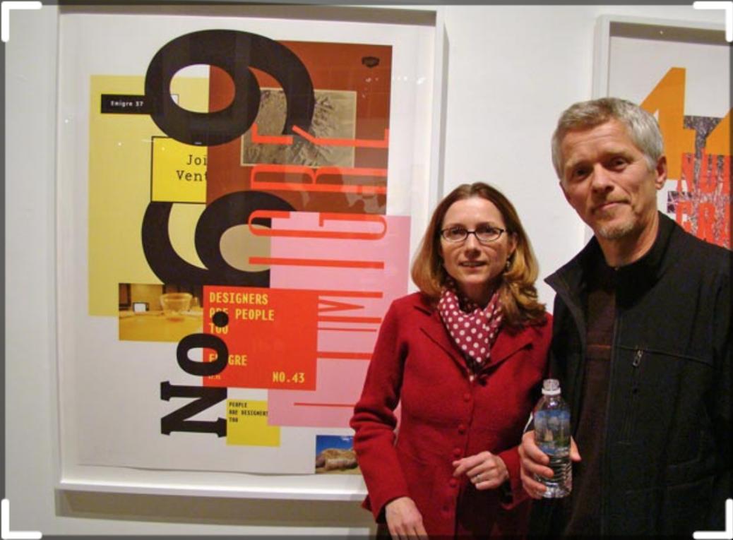 Zuzana Licko y Emigre