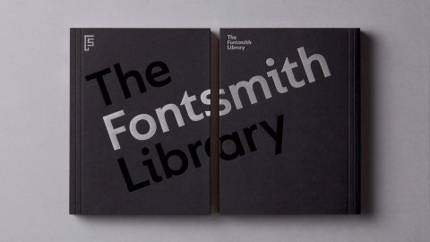 The Fontsmith library, una recopilación imprescindible