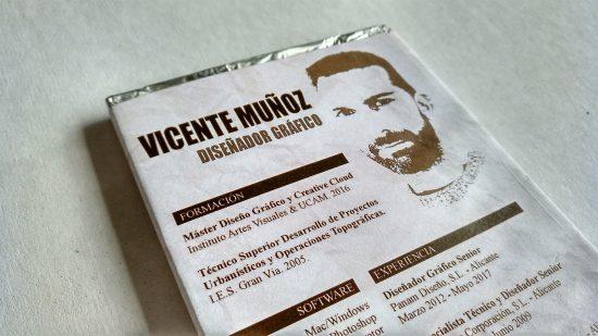 Curriculum Vicente Muñoz