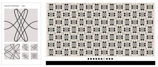 Tangly, diseñado por Zuzana Licko en 2018