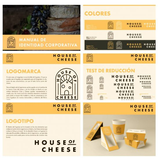 House of Cheese, Manual de Mario Tuzón