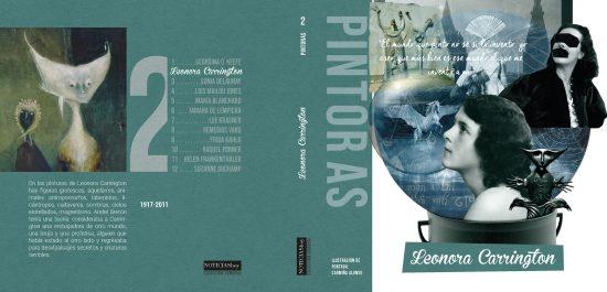 Diseño de portada para colección de libros de nuestra alumna Carmiña Alonso da Costa Faro