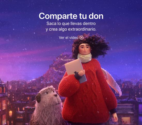 """Campaña de Apple y colores """"cosmos"""""""