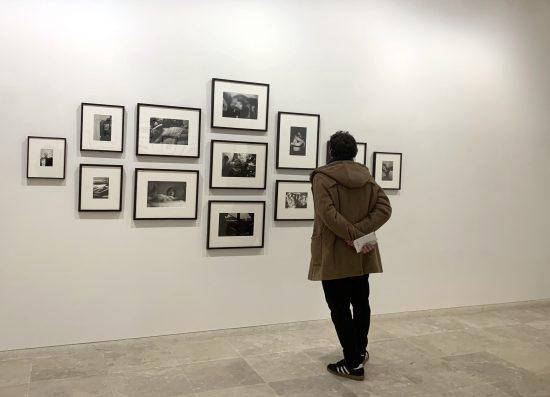 Exposición Saul Leiter en Valladolid