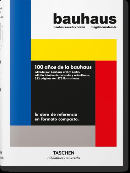 Libro 100 años Bauhaus