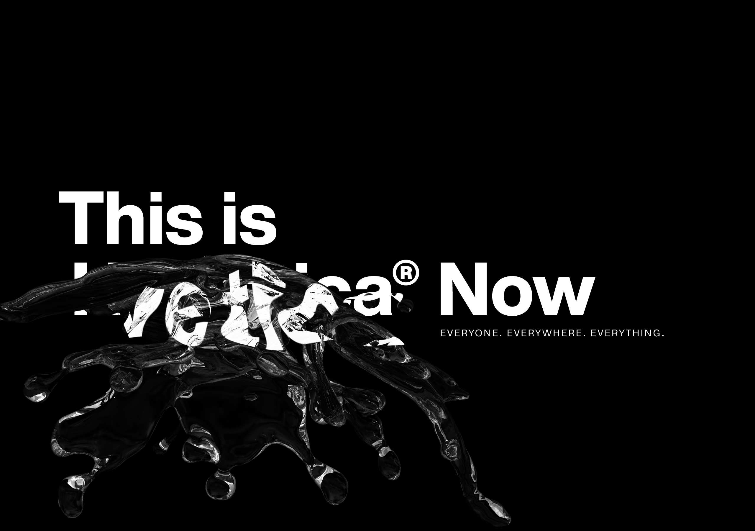 Helvetica Now, más que una revisión tipográfica
