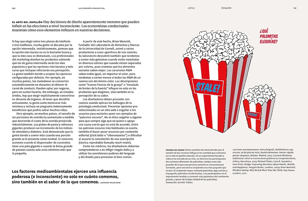 El diseño como storytelling, Ellen Lupton