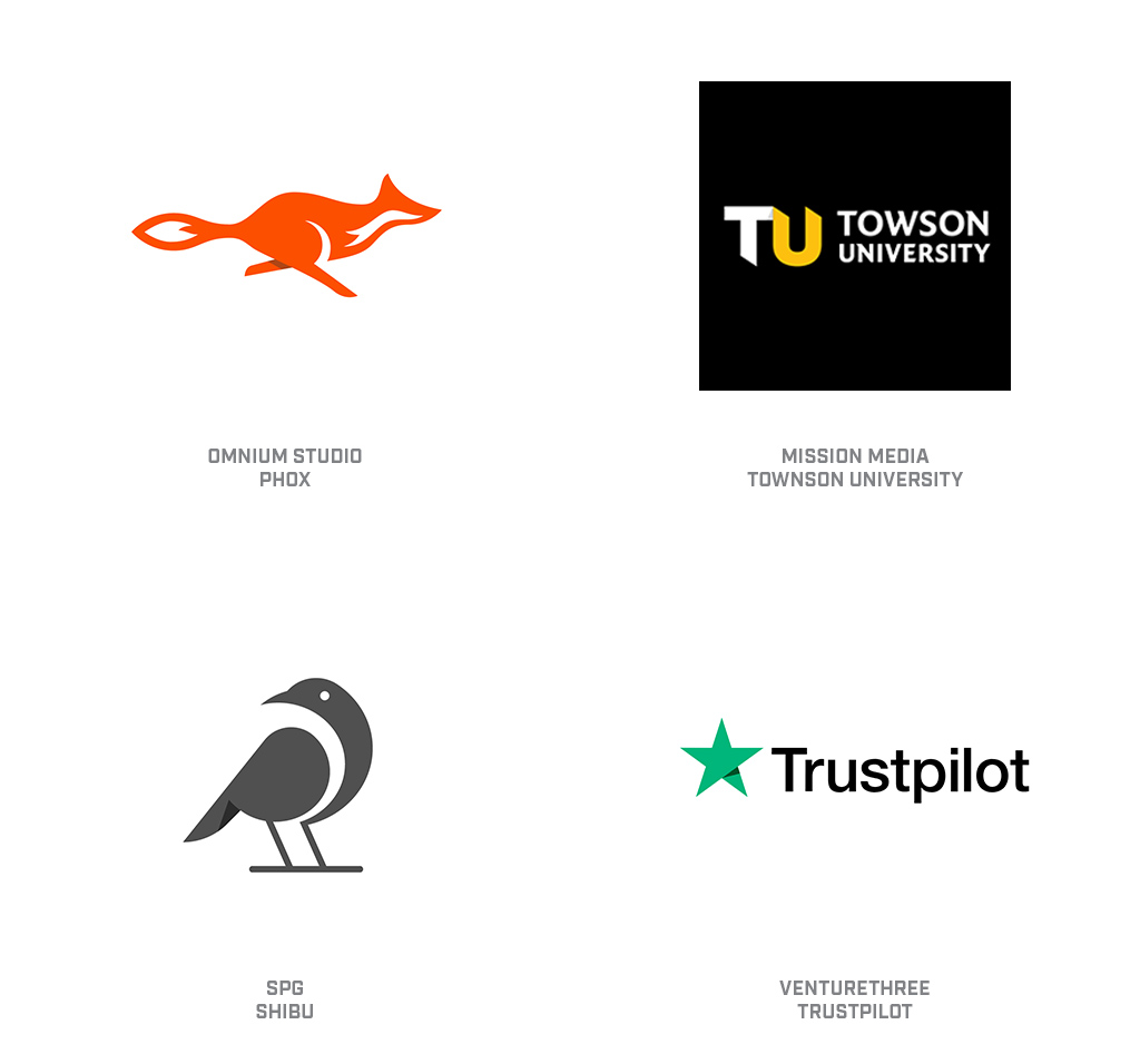 15 Tendencias logos 2019