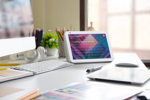 Alexa y Adobe quieren ser nuestra musa inspiradora