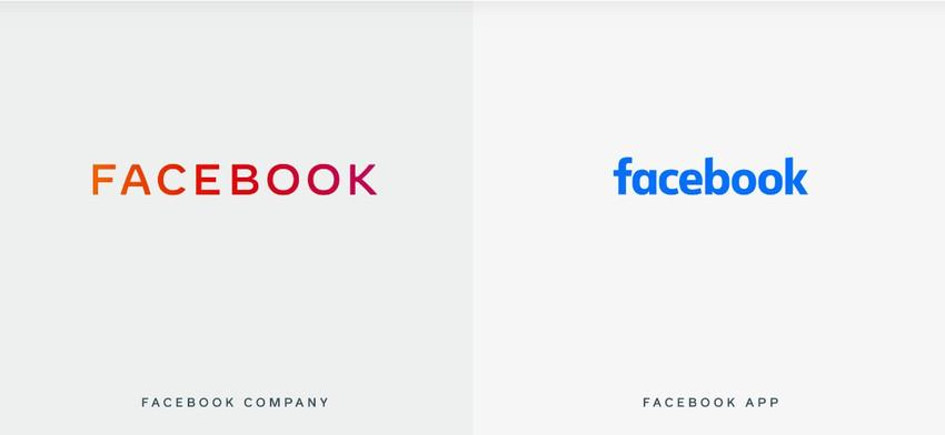 FACEBOOK marca y Facebook aplicación