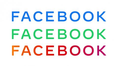 Facebook se hace mayúsculo