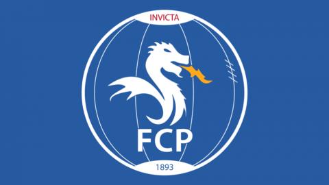 Fútbol, Porto y un dragón en la simplificación gráfica