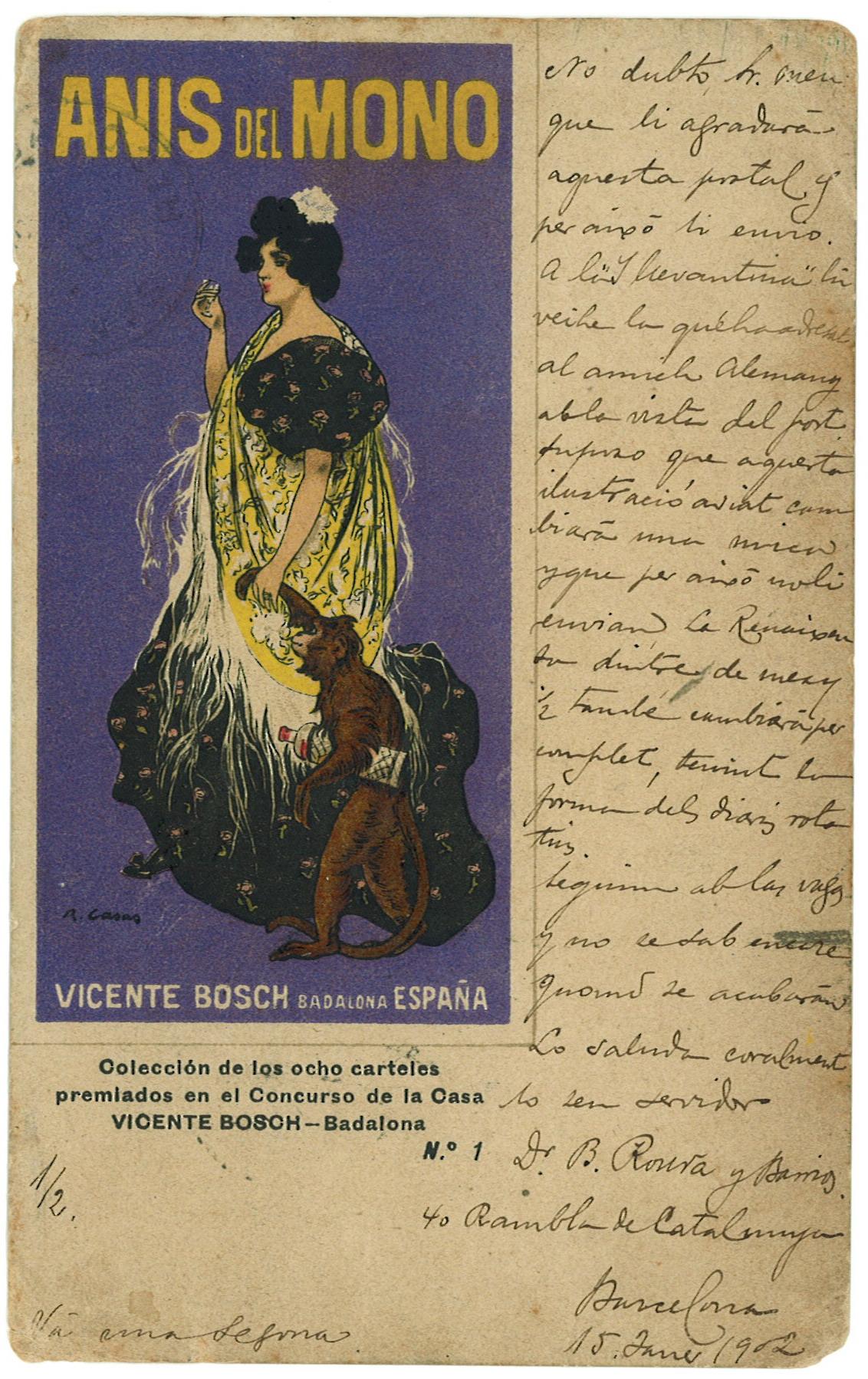 Premio Anis del Mono, Museo de Badalona