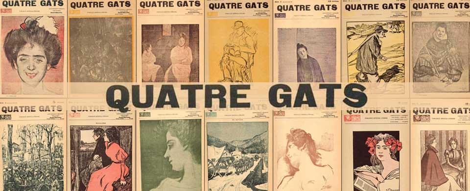 Revista cuatre gats