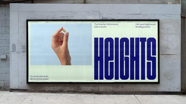 Publicidad exterior Heights