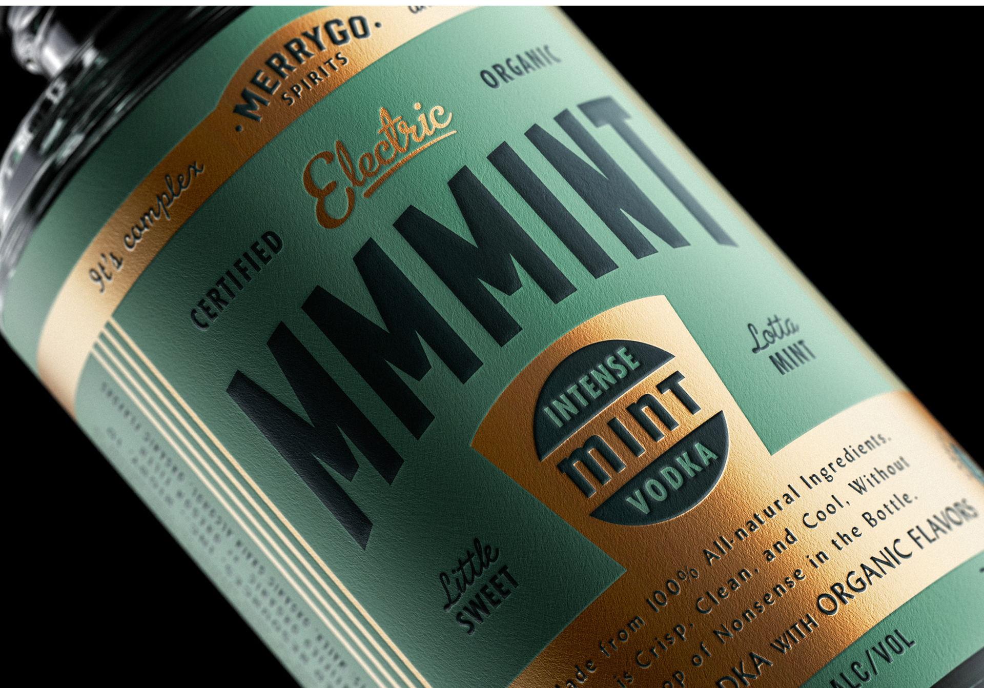 MerryGo, vodka Mmmint