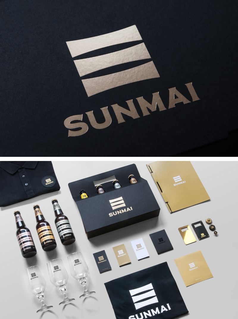 SUNMAI Brand Identity & Packaging