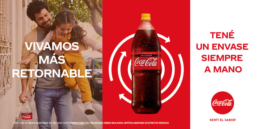 Coca-Cola retornable