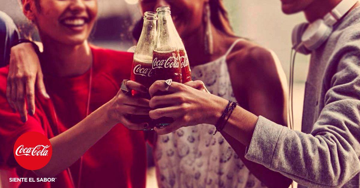 Anuncio de Coca-Cola, Siente el sabor