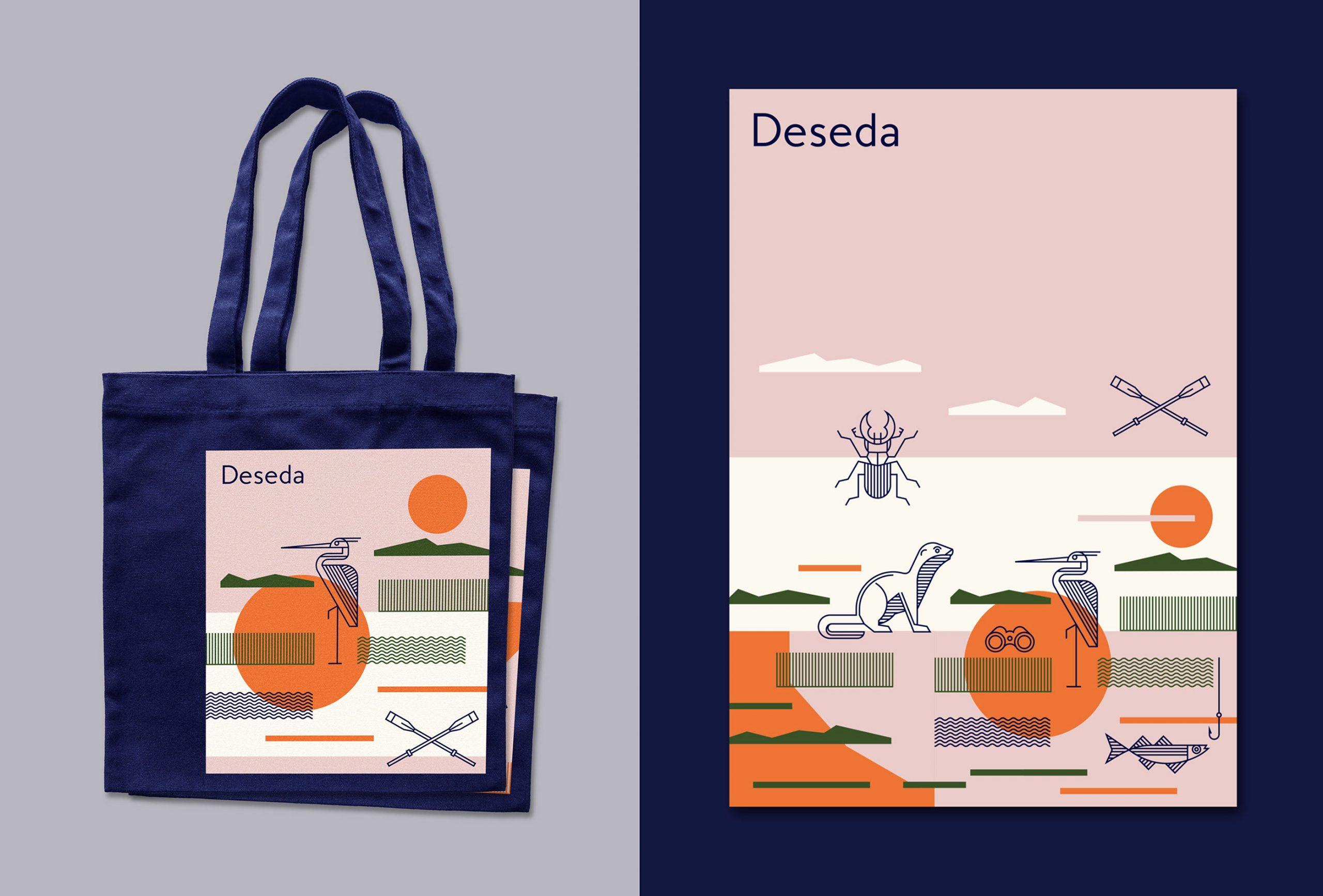 Deseda, Kaposvar City Branding KissMiklos