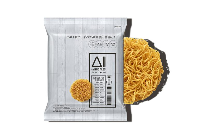 Chikin Noodles por Nissin