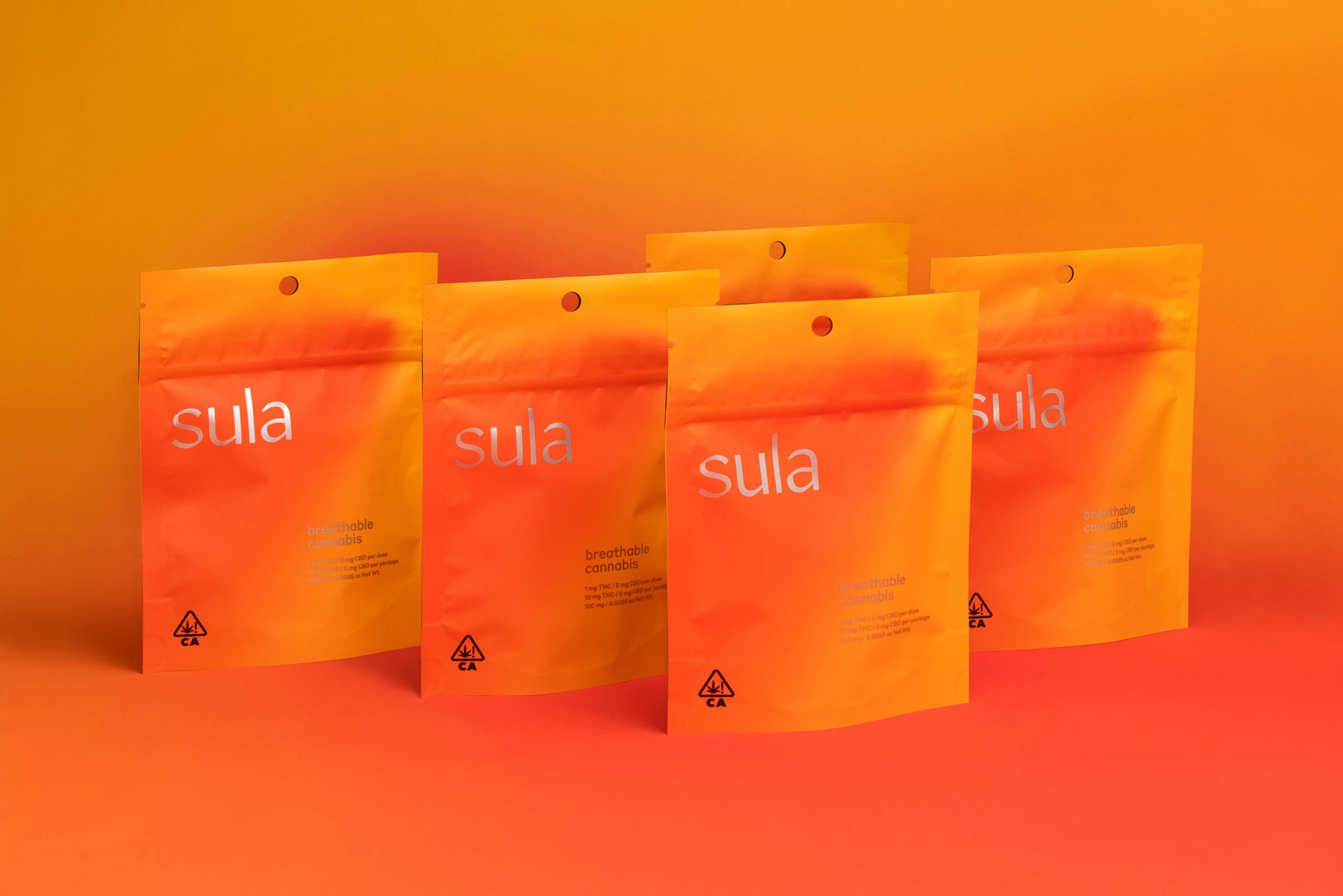 Packaging Sula, Pentagram