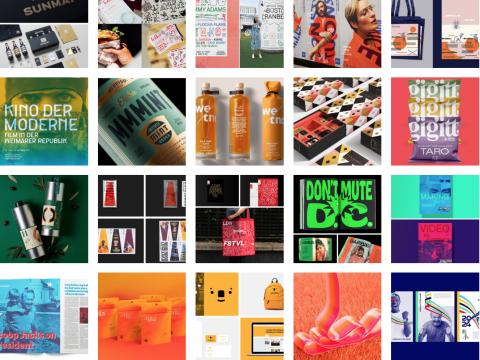 6 tendencias de diseño gráfico para el 2020