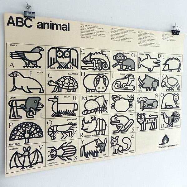 ABC animal, Cruz Novillo