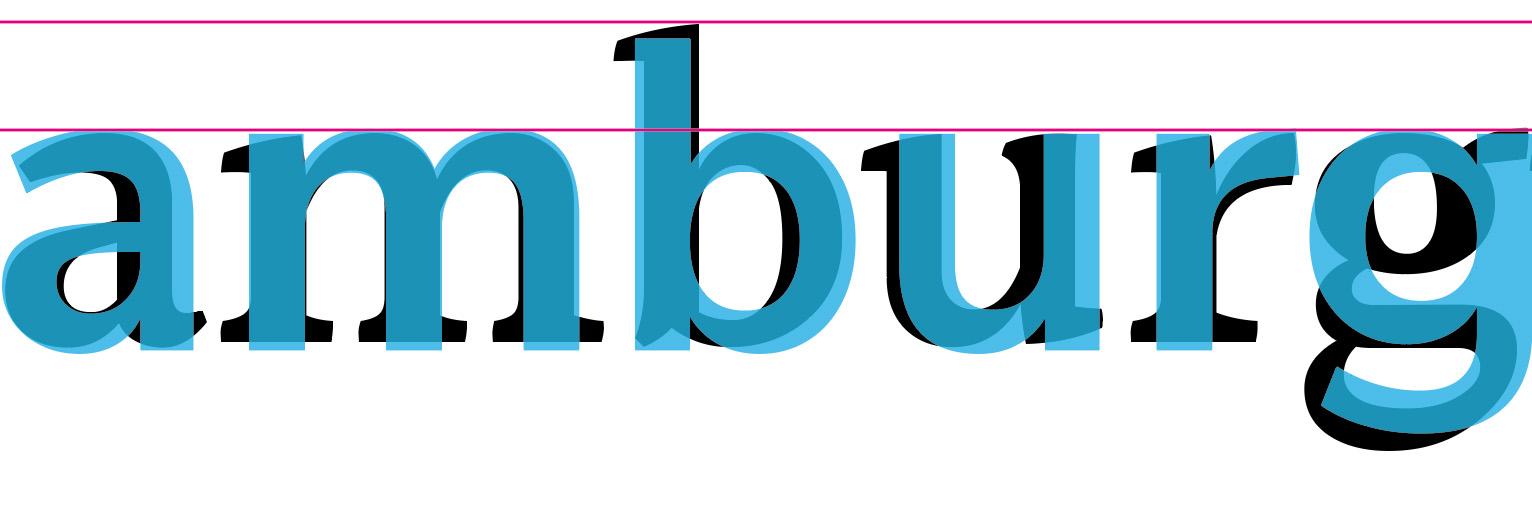 Combinación tipográfica. Combinación Halant y Nunito Sans