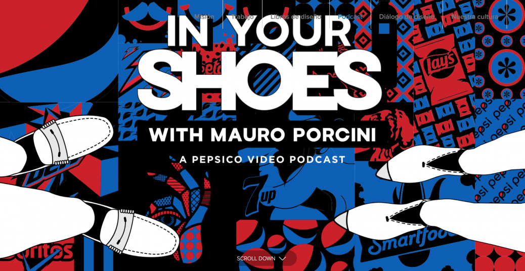 Pepsico in your shoes