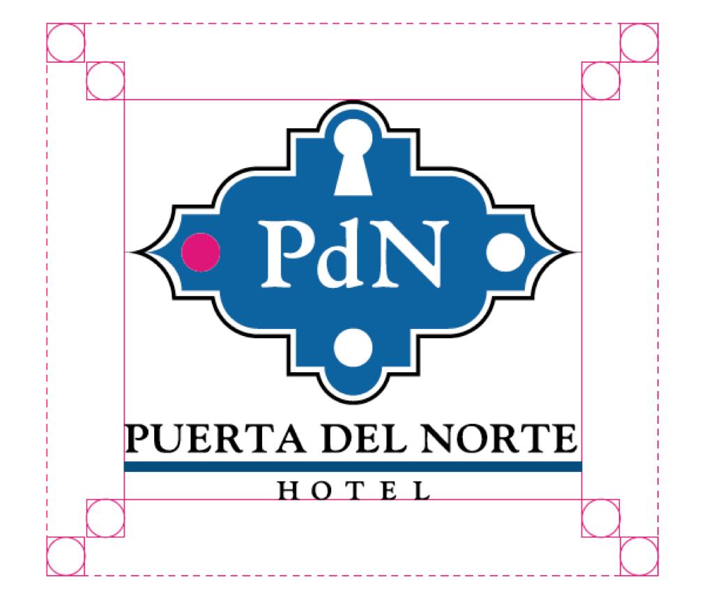 Espacio de reserva del Logotipo