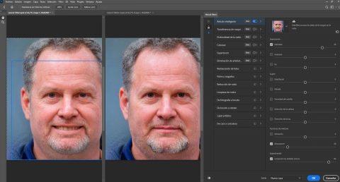 Neural Filters la novedad con IA de Photoshop