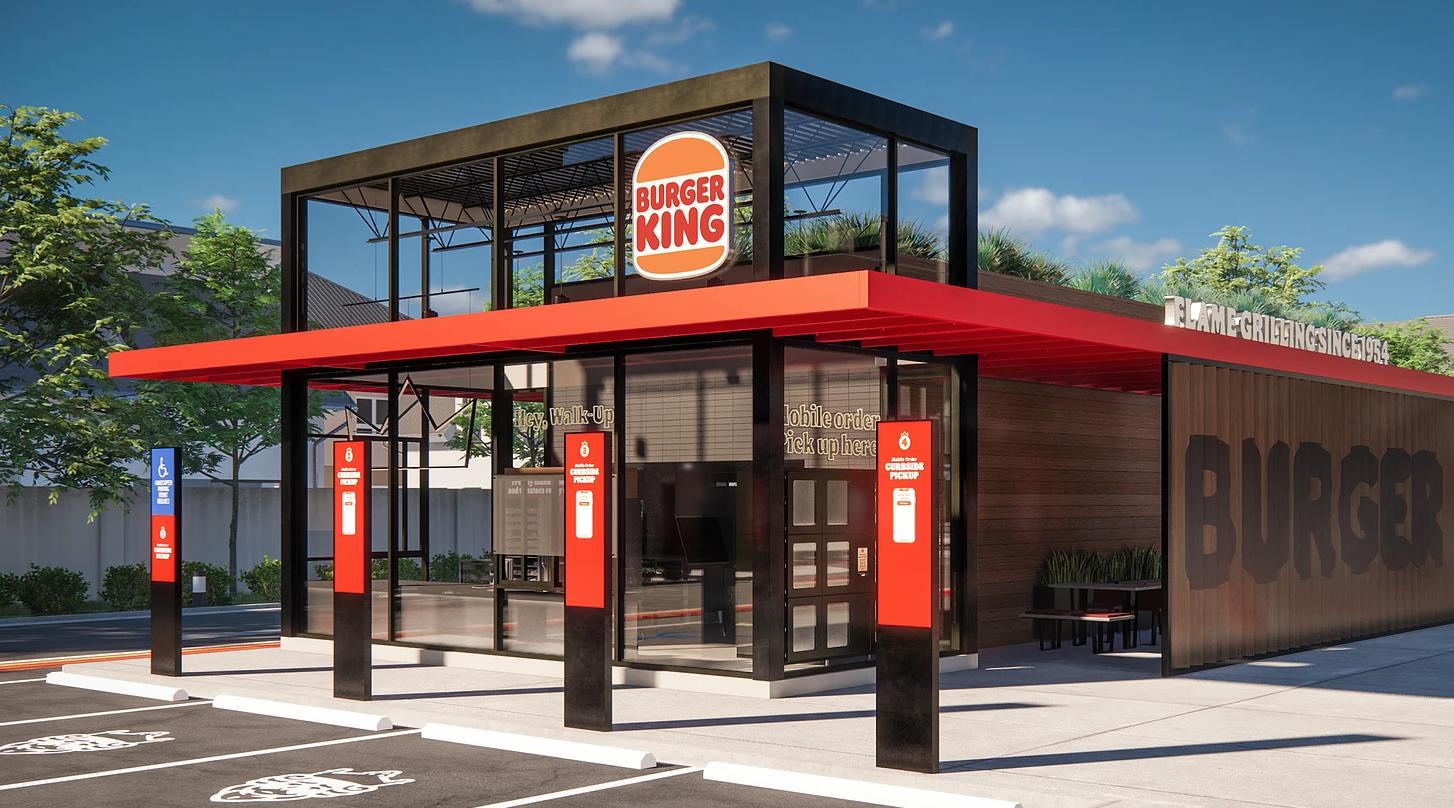 Nuevos diseños de restaurantes