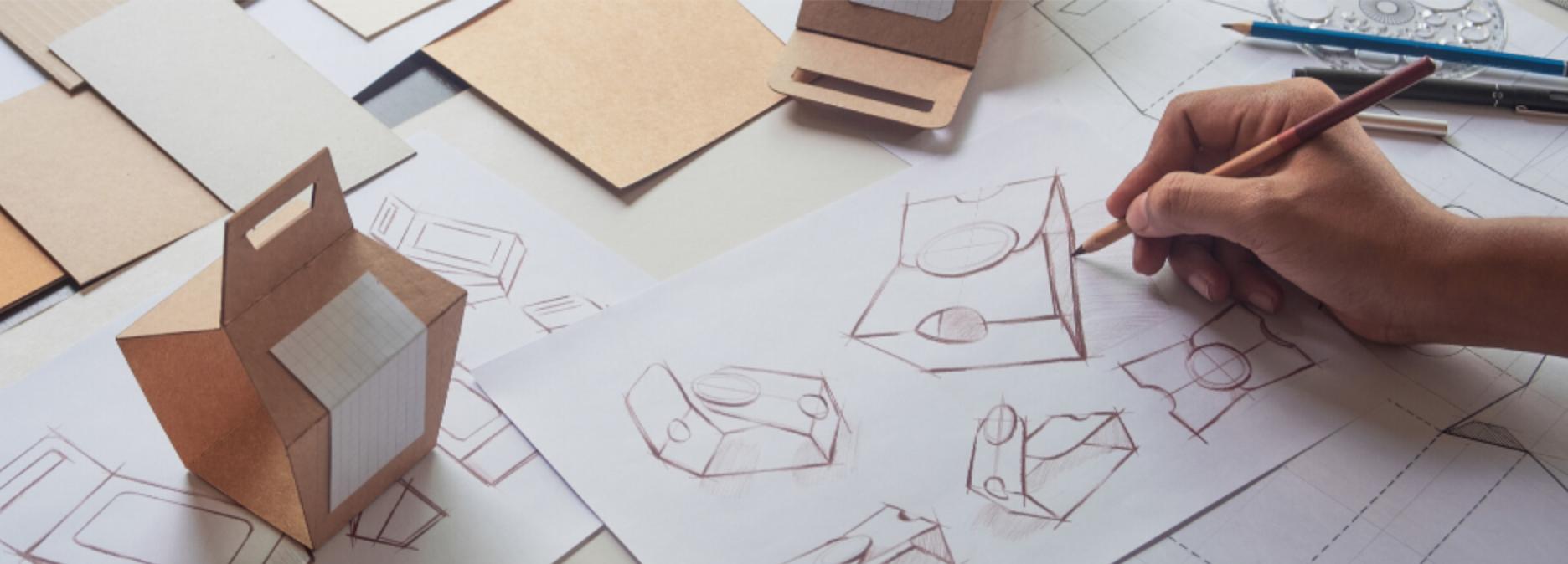diseño de packaging en cartón