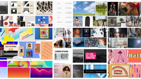 Las 15 tendencias visuales de Adobe para el 2021