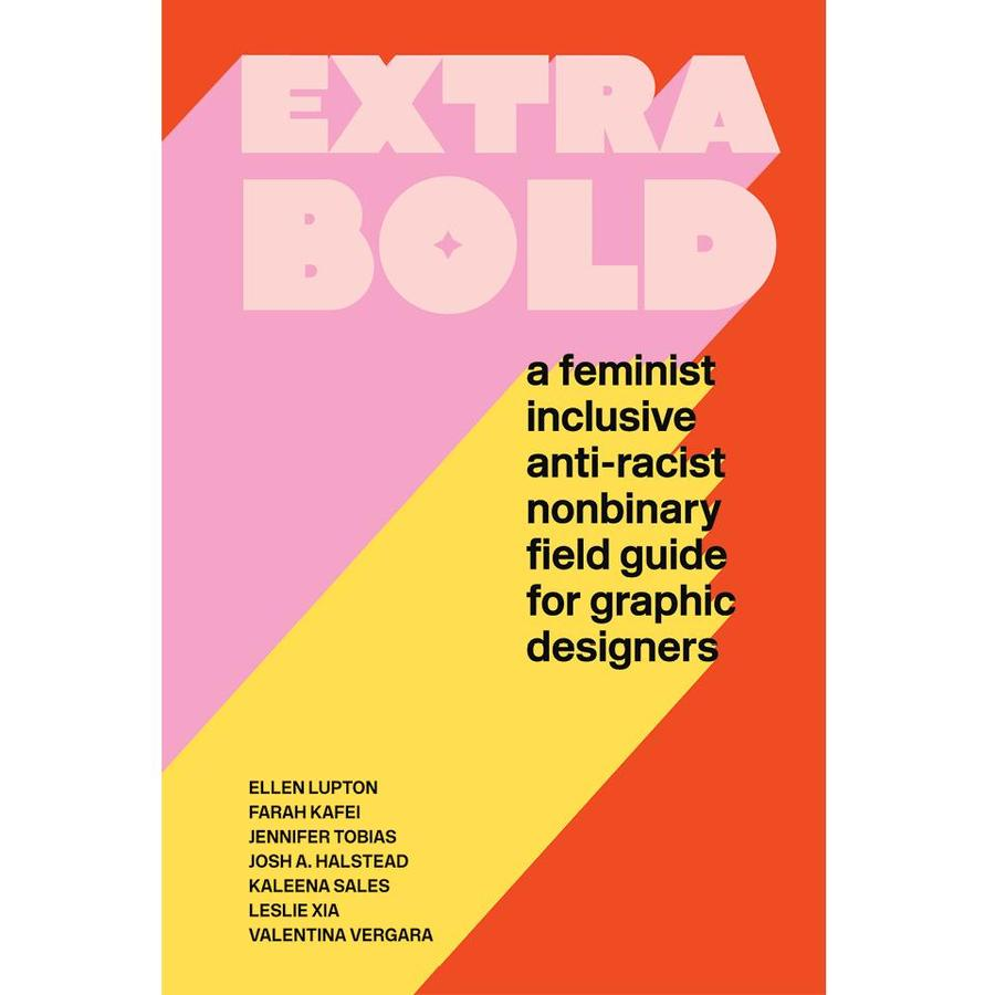 Extra Bold, portada