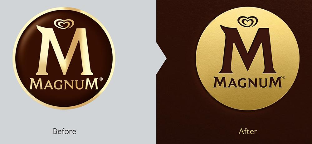 Rediseño marca Magnum