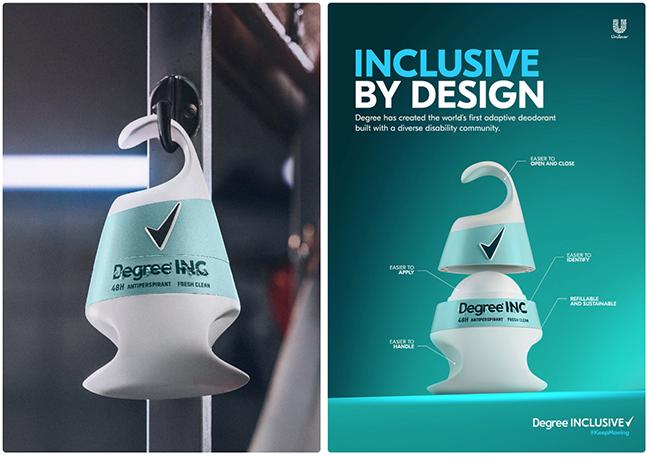 Un diseño para personas con discapacidad visual o en las extremidades superiores