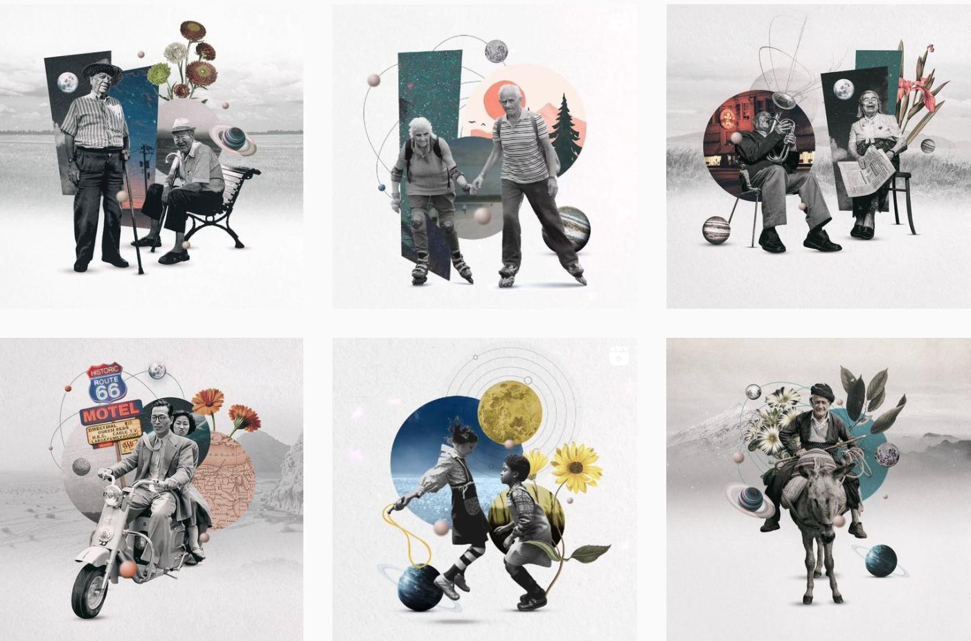Varios collage de funkyvision_art